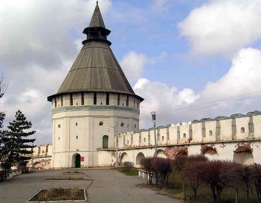 Тур выходного дня в Астрахань (2 дня/1ночь)