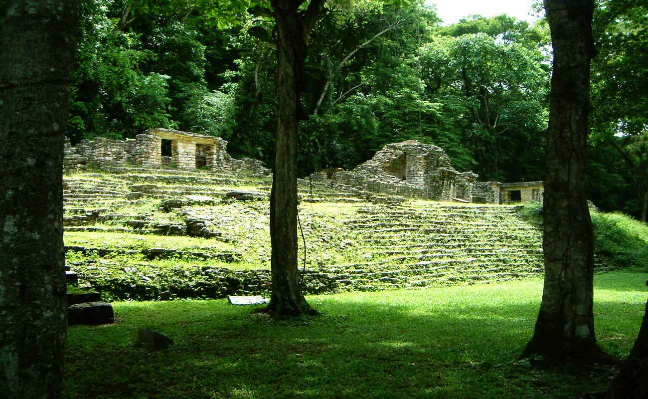 Города америки города майя